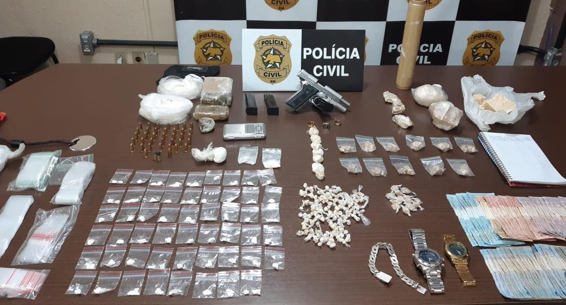 217eba49-31a1-4247-9c3c-92e0ba9e838c Suspeito de ataque a agentes e prédios de segurança pública é preso no RN