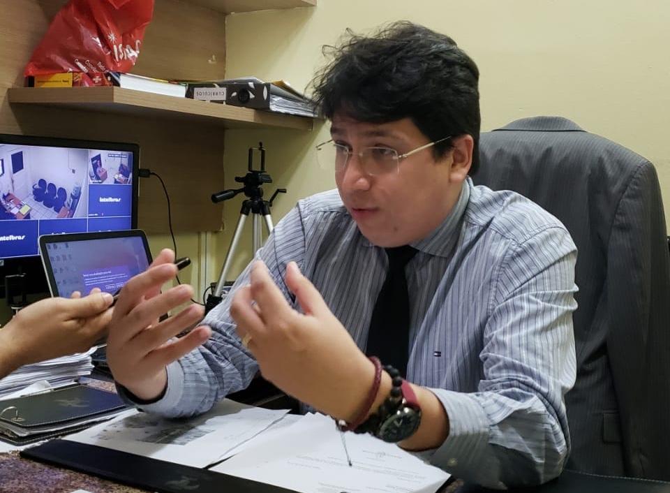 Presidente do PSDB em Natal defende apoio do partido à reeleição de Álvaro Dias