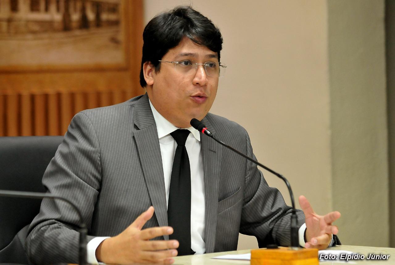 Dickson Jr. deixa presidência do PSDB em Natal; Paulinho Freire deve assumir