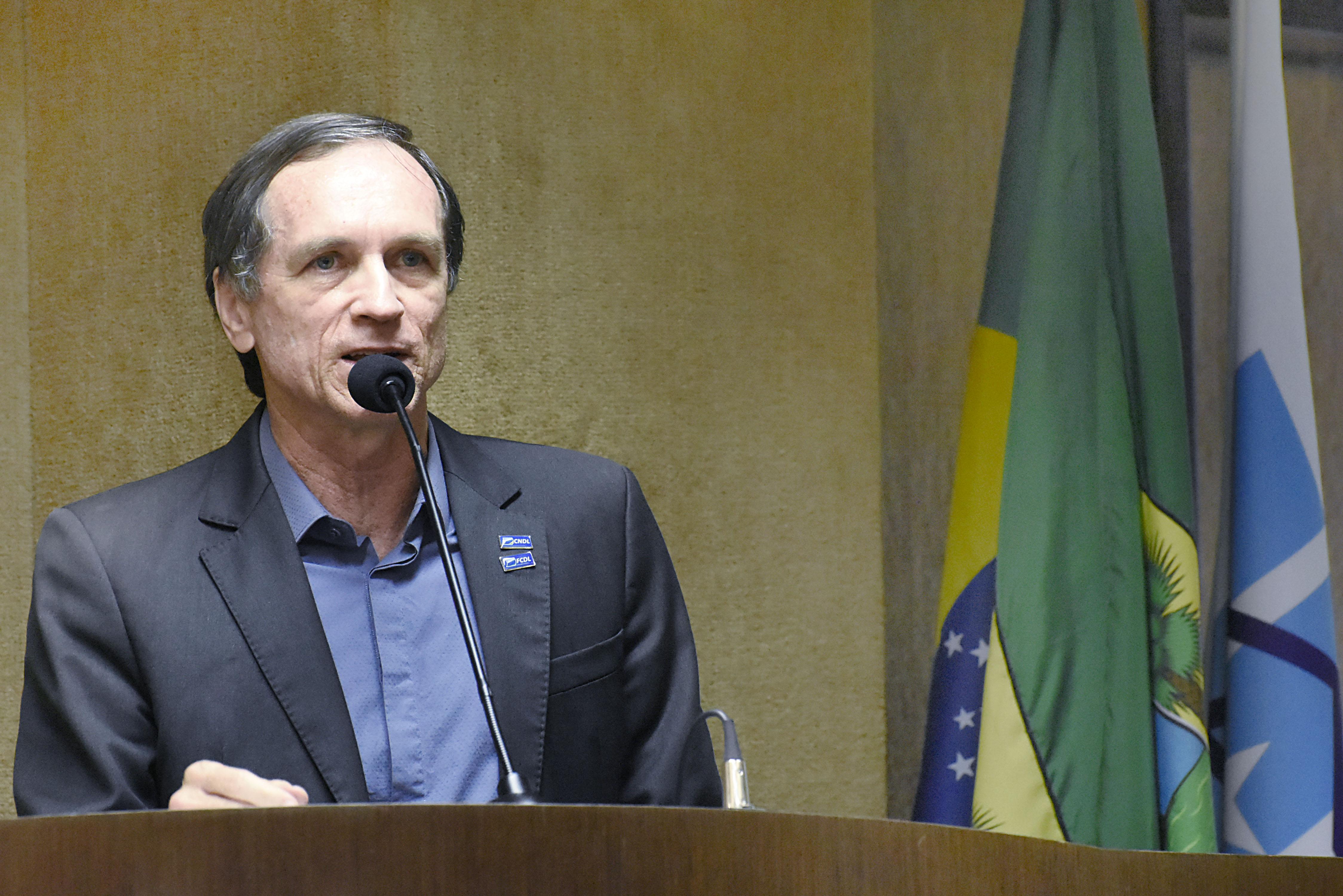 """FCDL: """"Governo do RN tem que criar ambiente favorável ao empreendedorismo"""""""