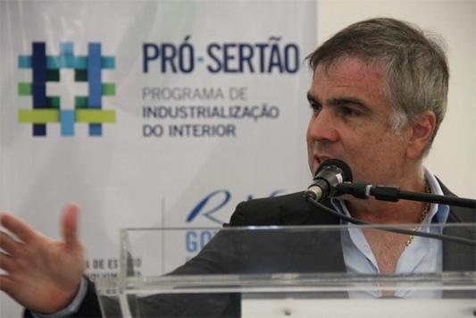 """Decisão a favor do Pró-Sertão é """"presente"""" para trabalhadores, diz Flávio Rocha"""