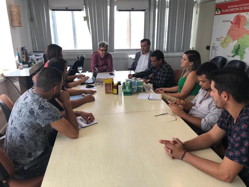 Governo Fátima quer parceria com o MST para fortalecer agricultura familiar