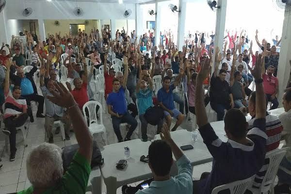 """""""Ignorados"""" por Fátima Bezerra, Militares estaduais iniciam série de assembleias"""