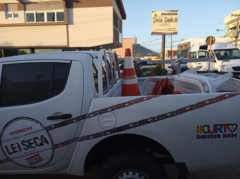 Operação Lei Seca autua 55 condutores por alcoolemia em Santa Cruz/RN