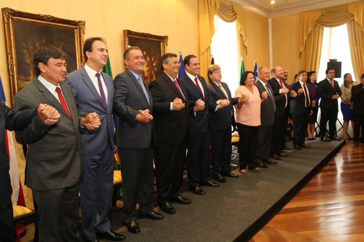Sem Fátima, governadores do NE dizem que reforma como está não resolve problema