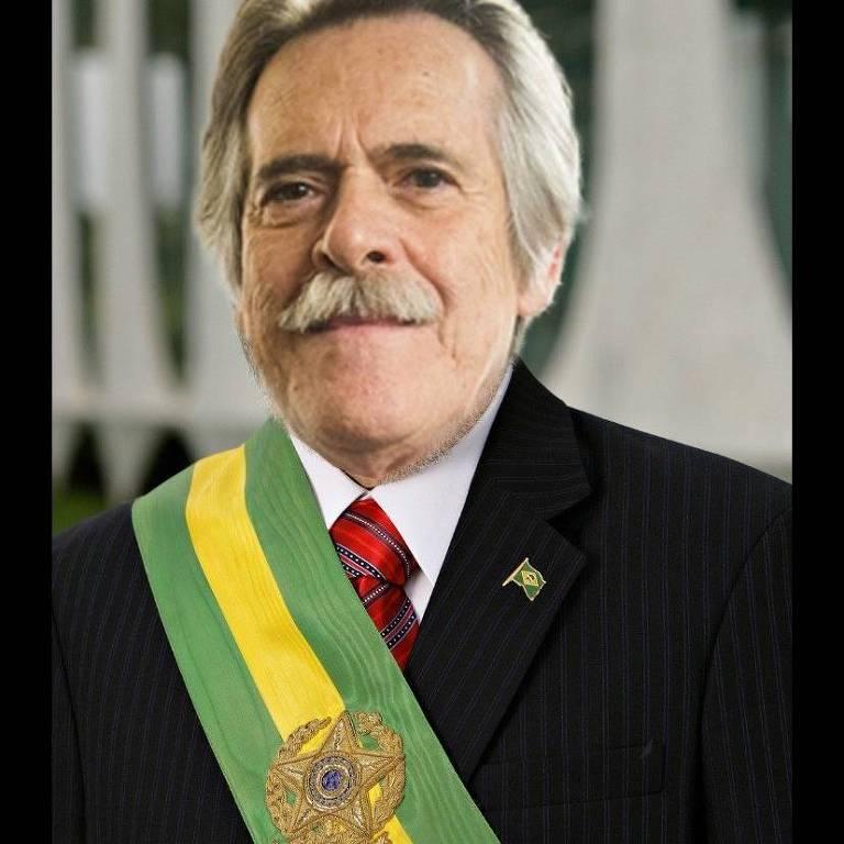 Zé de Abreu é condenado a pagar R$ 20 mil a hospital que atendeu Bolsonaro
