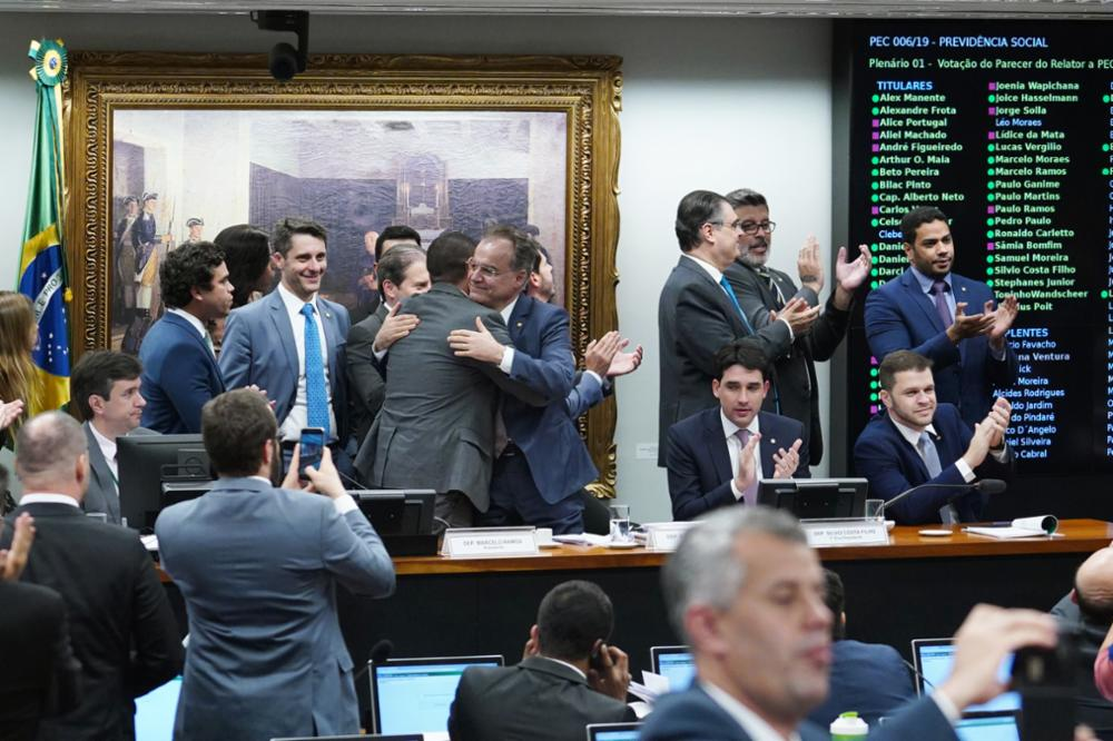 Câmara dos Deputados começa a discutir reforma da Previdência hoje