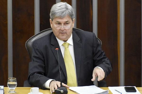 """""""Sobras do Poder Legislativo não irão resolver problemas do Estado"""", diz Tomba"""