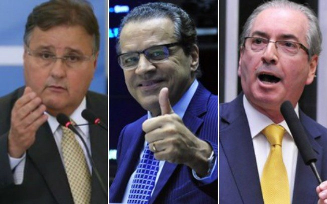 Procuradoria quer R$ 3 bi de Geddel, Henrique Alves, Cunha e mais 14 por fraudes