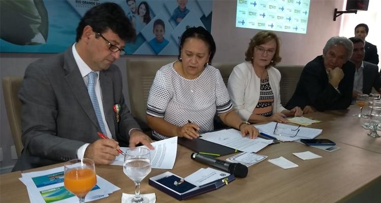 Ministro de Bolsonaro libera R$ 84,6 milhões para a saúde de 51 cidades do RN