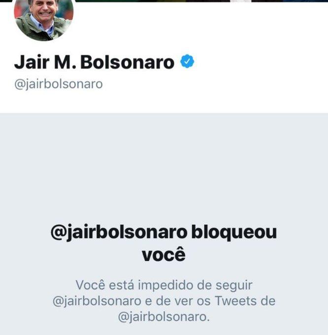 Bolsonaro bloqueia deputada potiguar em rede social após crítica