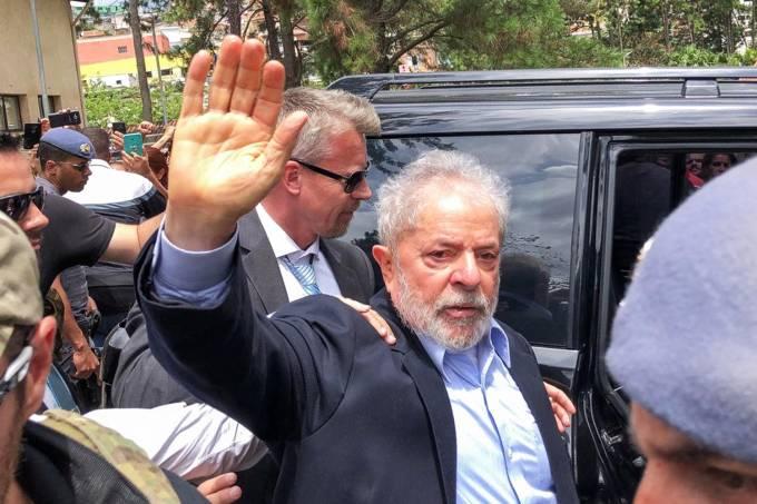 Lula pede que STF anule sentenças de Moro também em seus processos