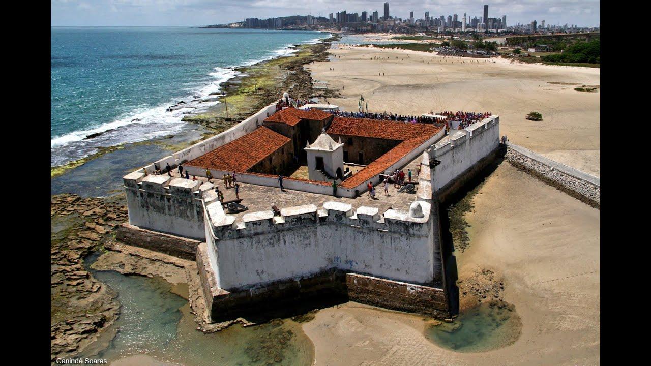 Governo Fátima estuda venda do Forte, Centro de Convenções, Rampa e Cajueiro