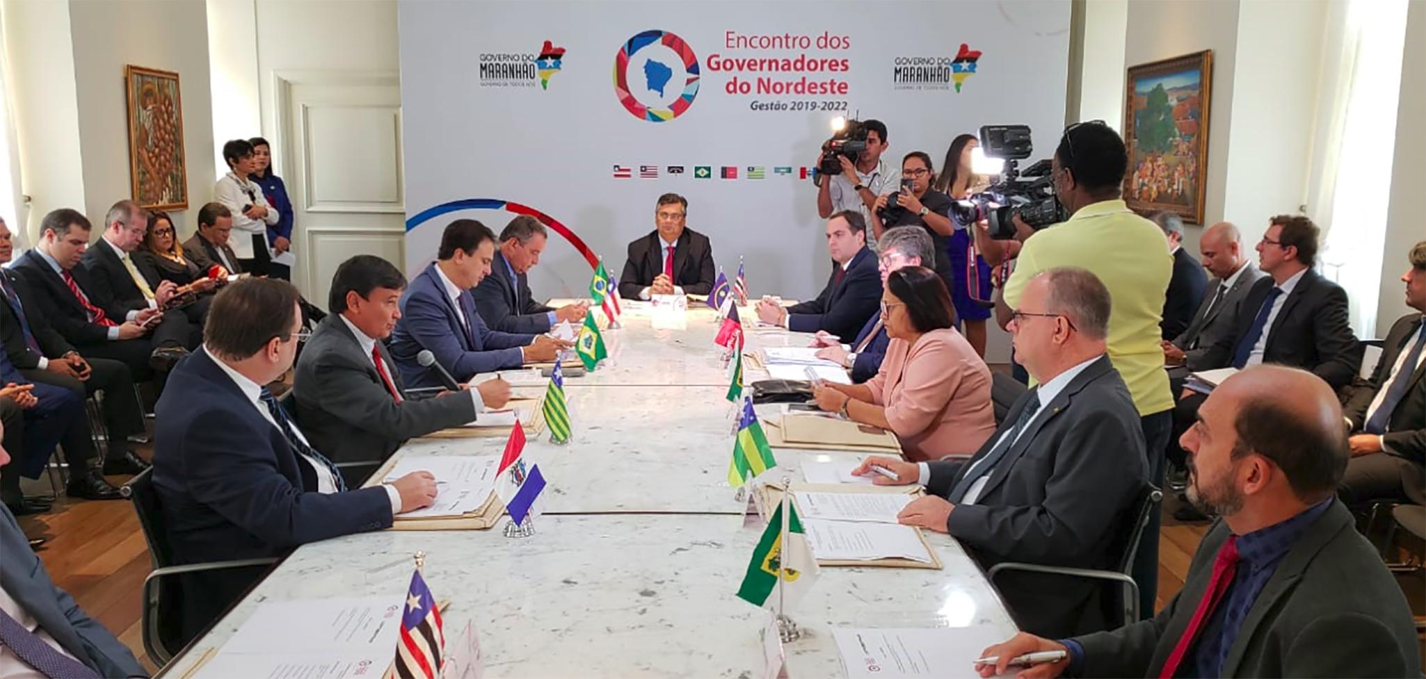 Fátima e governadores do Nordeste vão à Europa mostrar Brasil além de Bolsonaro