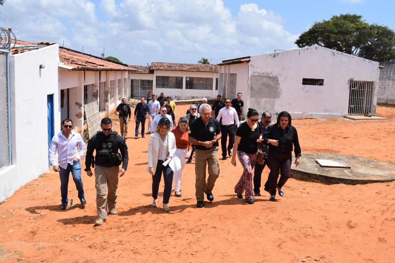 Governo do RN quer transformar João Chaves em complexo penal feminino