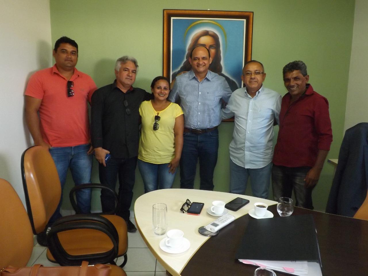 Ceará-Mirim: PCdoB declara apoio a Ronaldo Venâncio