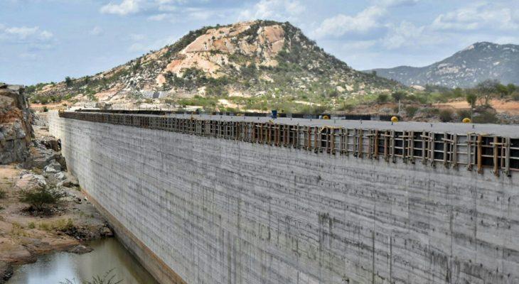PGE protocola homologação de acordo para conclusão da Barragem de Oiticica
