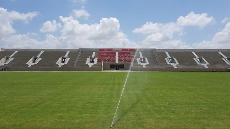 América inaugura estádio neste domingo; confira programação da festa