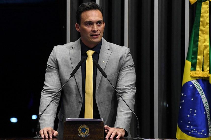 Senador do RN quer banir corruptos e tornar crime inafiançável e imprescritível
