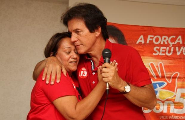 Ex-aliados: TRE-RN julga improcedente ação de Robinson contra Fátima Bezerra