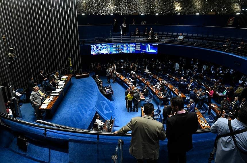 Plenário deve votar PEC da reforma da Previdência amanhã