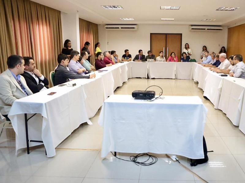 Empresários do petróleo pedem apoio político para manter Petrobras no RN