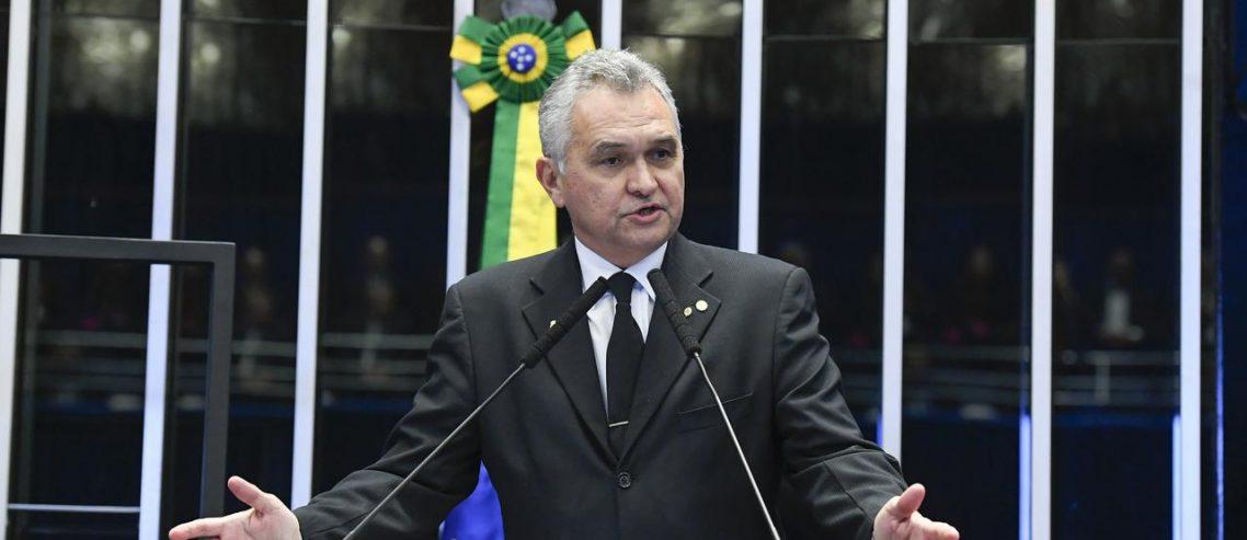 """Deputado federal do RN chama STF de """"Supremo Tribunal da Vergonha"""""""