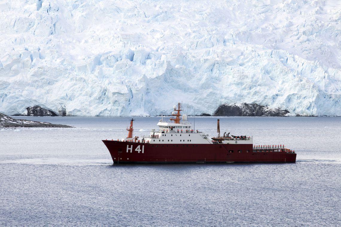 Pela primeira vez, missão de pesquisadores nordestinos irá à Antártica