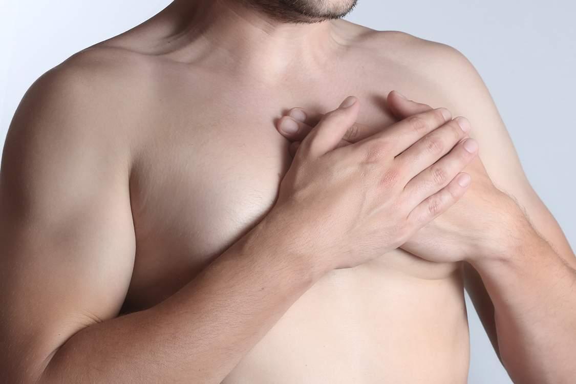 Homens representam 1% do total de casos de câncer de mama no Brasil