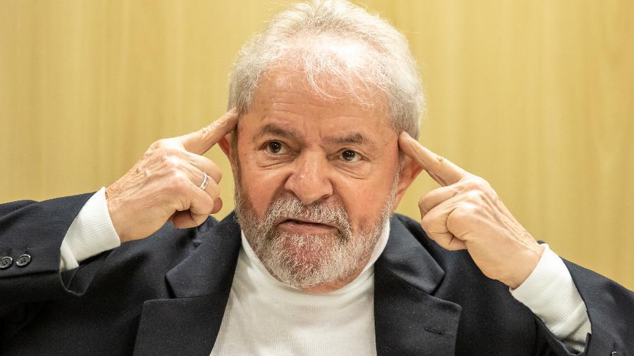 """Lula: """"Quero que os ministros do STF anulem os processos"""""""