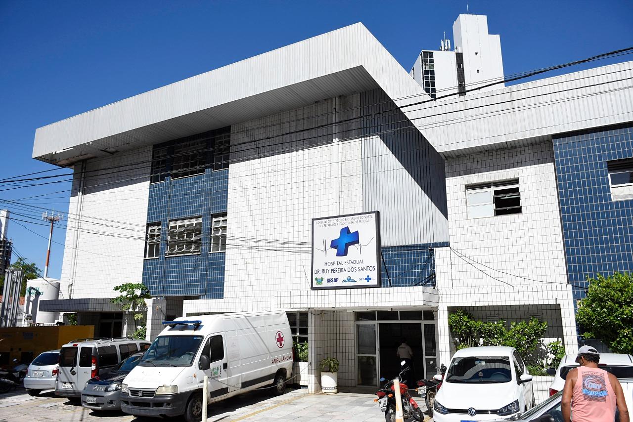 Governo do RN quer fechar Hospital Ruy Pereira até o fim de 2019