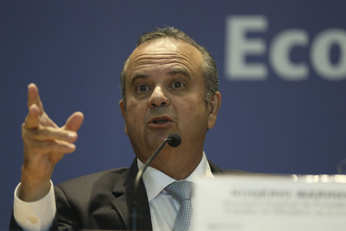 Proposta de reforma tributária deve sair em novembro, diz Rogério Marinho