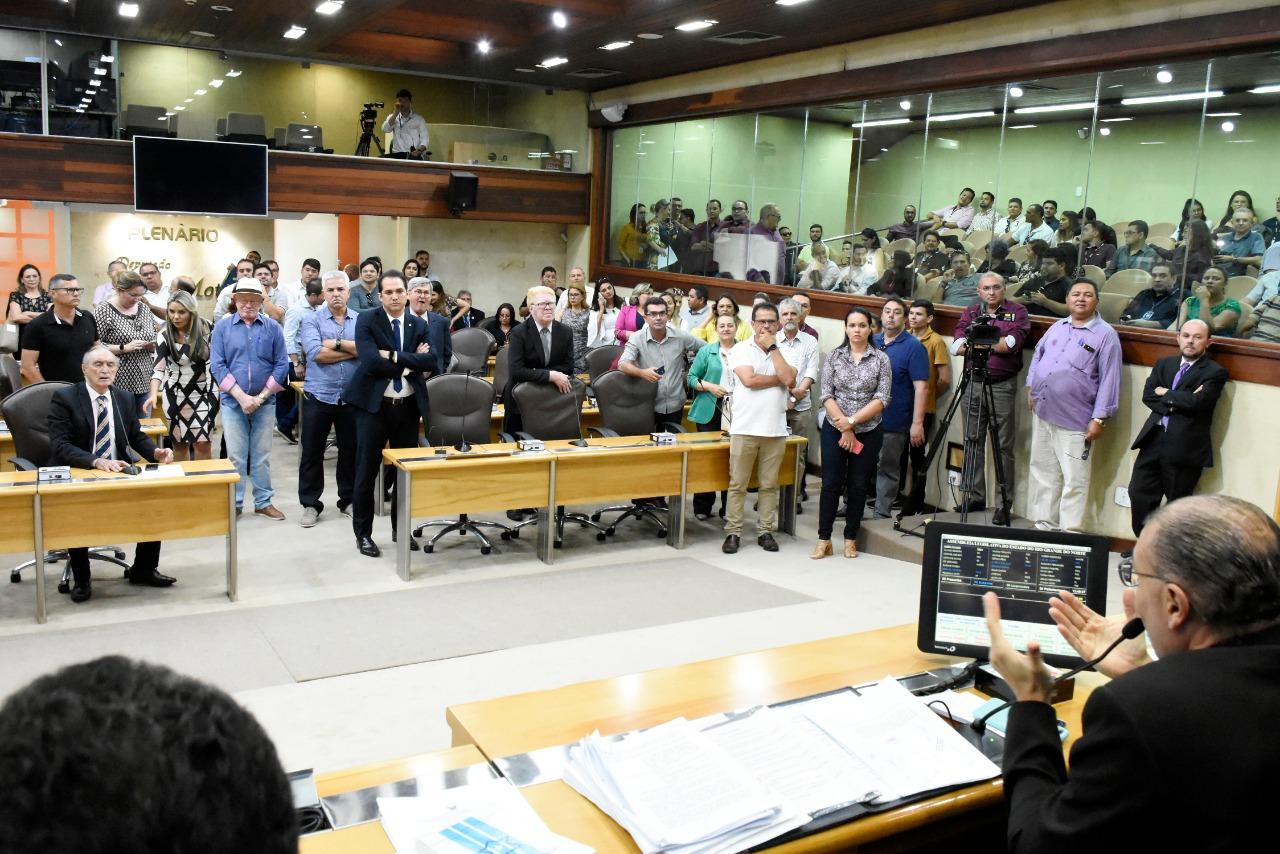 Mais de 60 prefeitos do RN se unem contra novo programa do Governo Fátima