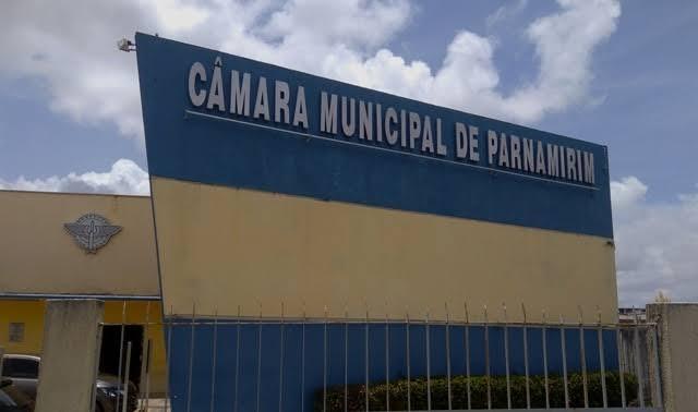 Resultado de imagem para camara municipal de parnamirim