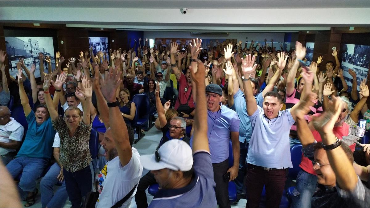 Policiais civis recusam proposta do Governo e votarão indicativo de greve no RN