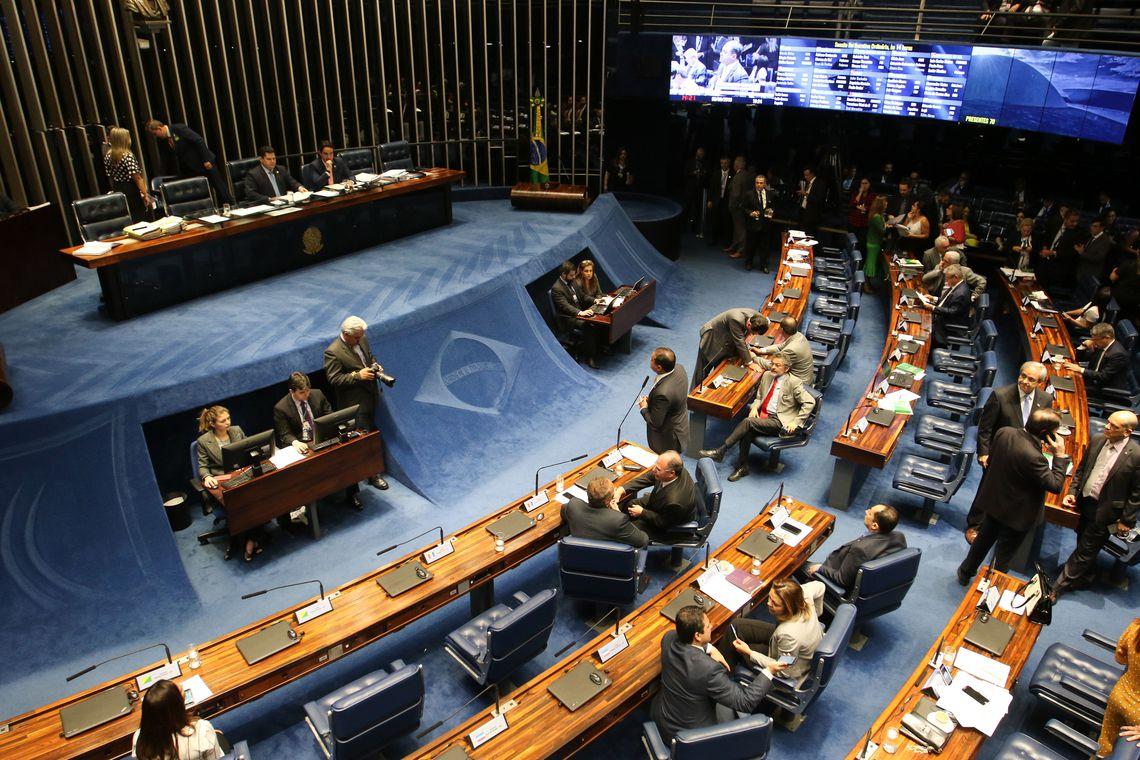 Senado aprova reinclusão de Estados e municípios na Nova Previdência em 1º turno