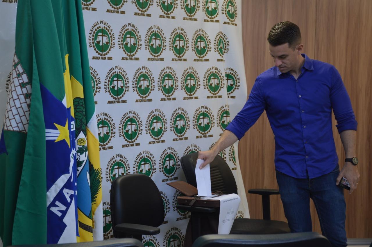 Eleição define lista para Defensor Público-Geral do RN