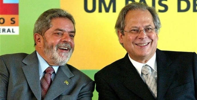 MBL protocola quarto pedido de prisão preventiva contra Lula e envolve Dirceu