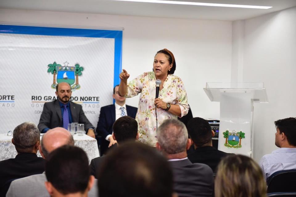Folha: Com salários em atraso, situação de Fátima é das mais difíceis do país