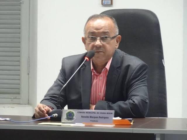 Ronaldo Venâncio permanece impugnado em Ceará-Mirim e seus votos serão inválidos
