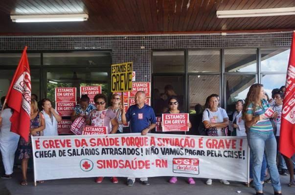 Governo Fátima vai à Justiça para impedir paralisações de servidores da saúde