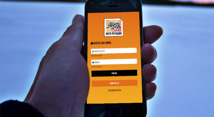 Nota Potiguar tem 200 mil usuários e 14 milhões de cupons fiscais registrados