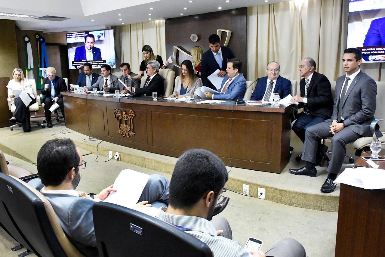 Comissão de Finanças e Fiscalização da AL aprova projeto do orçamento para 2020