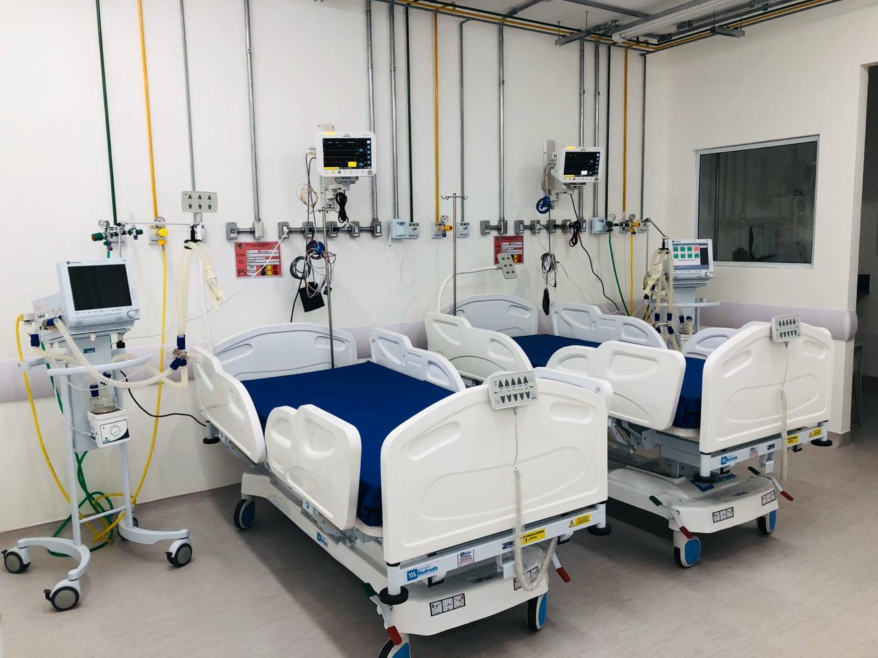 Governo entrega instalações do pronto-socorro do Hospital Regional do Seridó
