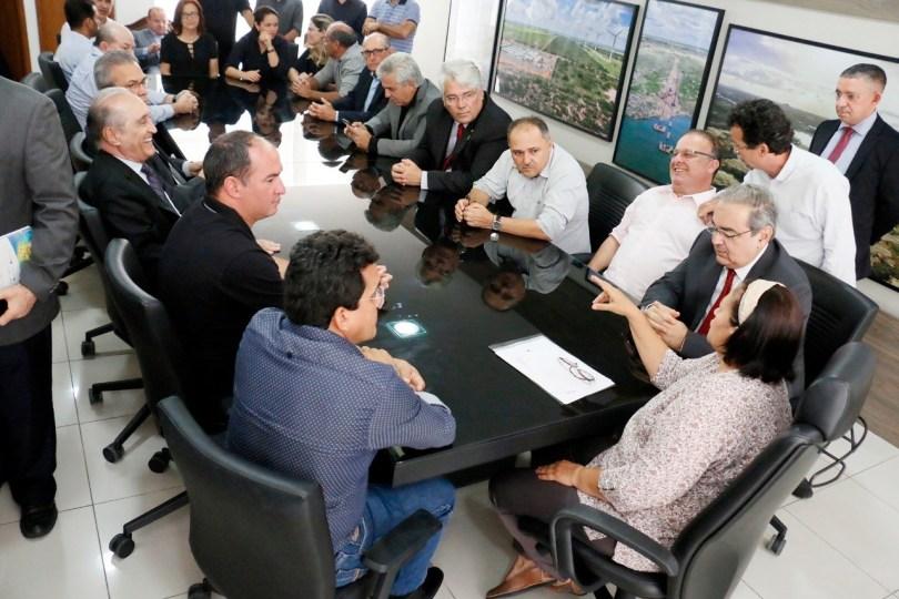 Prefeitos do RN se reúnem hoje para decidir sobre reposição das perdas do Proedi