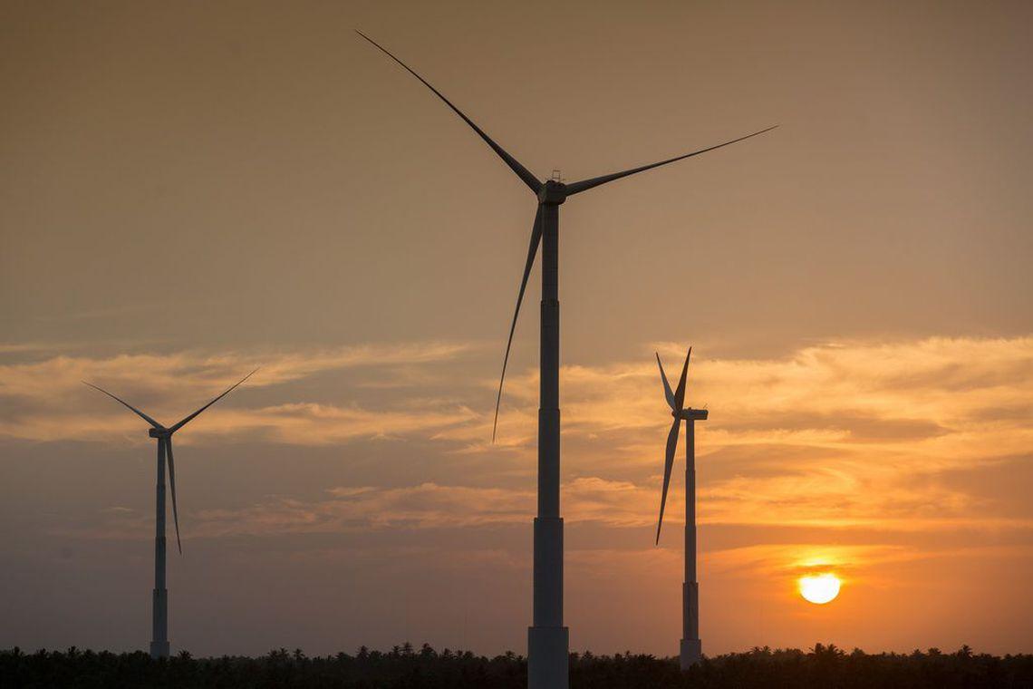 Empresa que administra Cosern construirá 12 parques eólicos na PB por R$ 1,6 bi