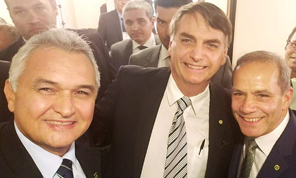 Deputado federal aceita disputar Prefeitura de Natal no partido de Bolsonaro