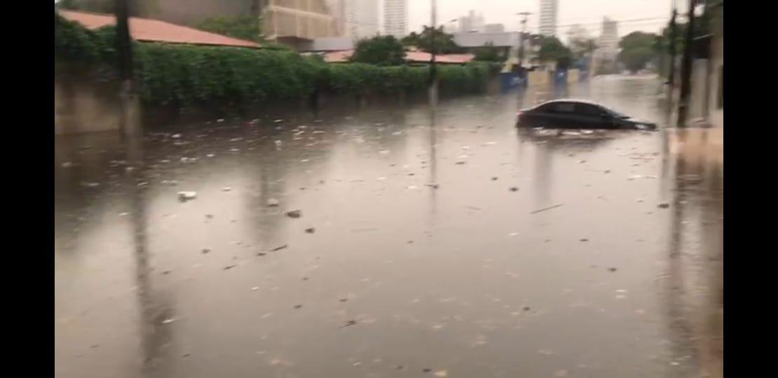 RN registra 104% a mais de chuvas do que o esperado para o mês de janeiro