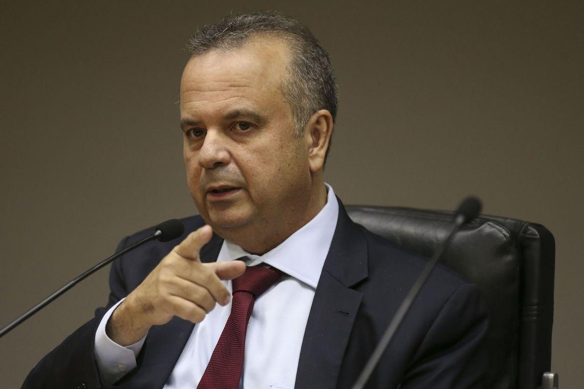 Rogério Marinho ministra palestra na FIERN sobre as reformas do Brasil