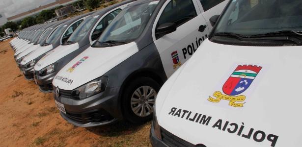 Governo do RN entregará 56 novas viaturas às forças de segurança do Estado